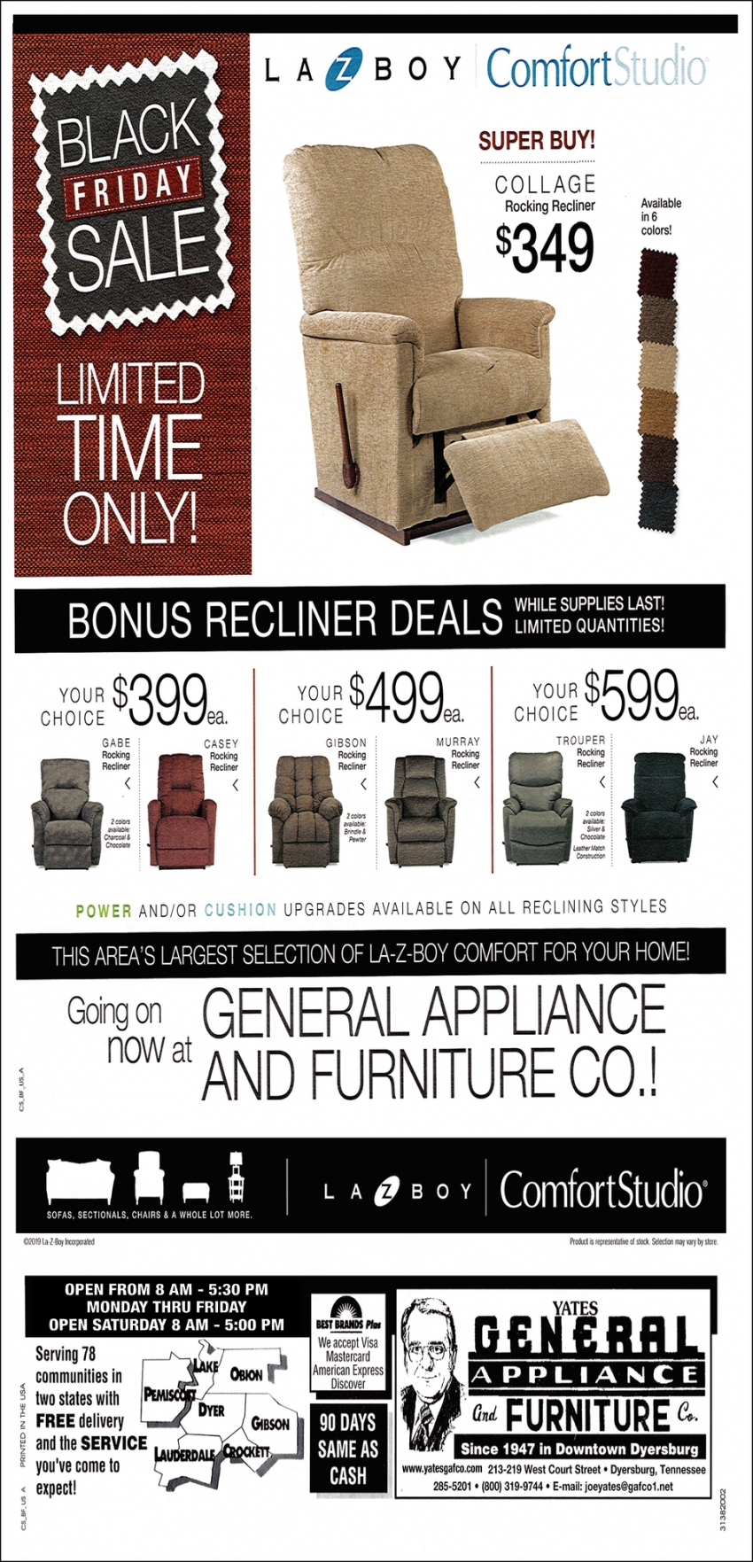 Appliance & Furniture Company