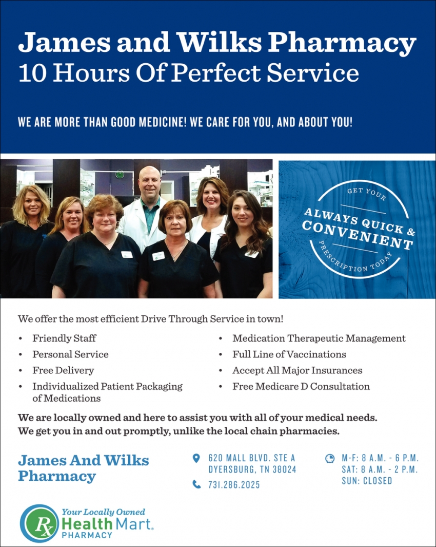 10 Hours of Perfect Service
