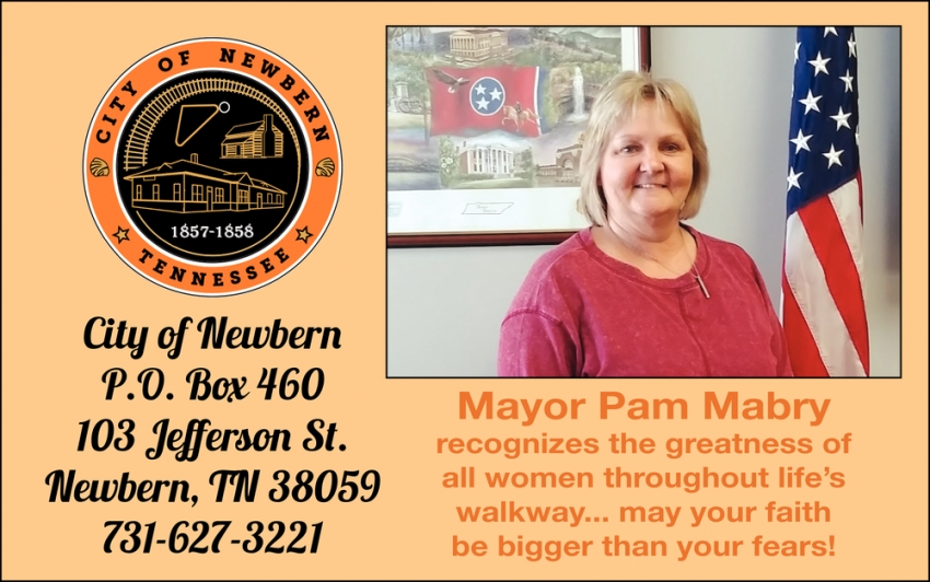 Mayor Pam Mabry