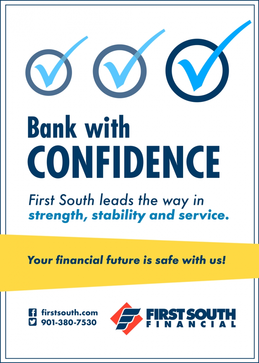 Bank with Confidence