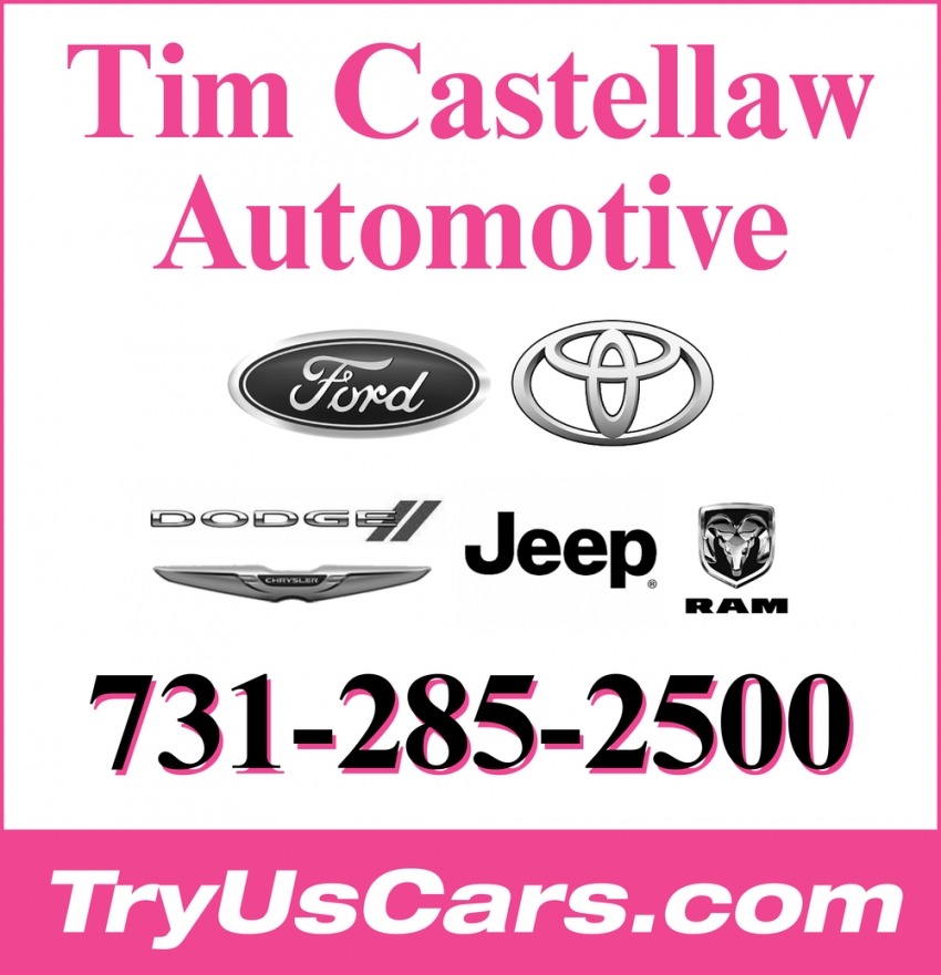 Tim Castellaw Ford