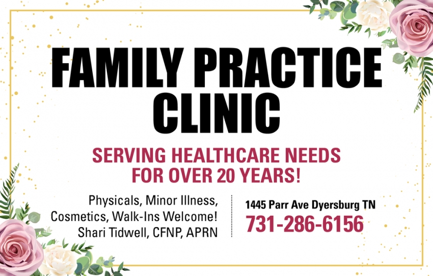 Serving Healthcare Needs for Over 20 Years!