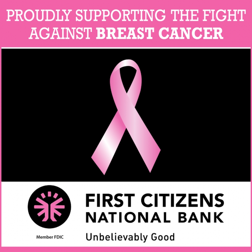 Proudly Supporting the Fight Against Breast Cancer